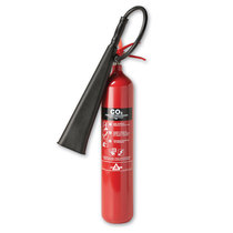 CO2 Gas Extinguisher (CLASS B,AND ELECTRICAL )