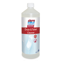 Cleanline Professional Industrial Drain & Toilet Cleaner