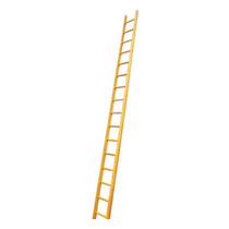 Wooden Pole Ladders