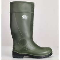 Shoes for Crews Guardian II Anti-Slip Wellington Boot - Green