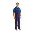 Endurance Cotton Drill Bib & Brace Overalls