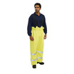 BlazeTEK EN471 High Visibility Waterproof Breathable Flame Retardant Anti- Static Salopette Trouser