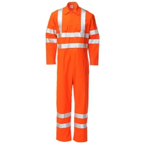 Gryzko Flame Retardant Coverall - Regular