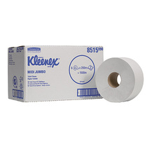 8515 Kleenex Large Roll  Jumbo Toilet Tissue