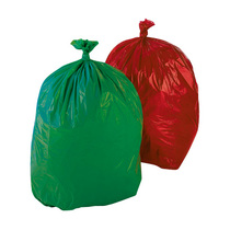 Cleanline Refuse Sack - Red