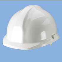 Centurion 1125 Reduced Peak Safety Helmet - White