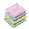 CleanWorks Microfibre Cloths- Green