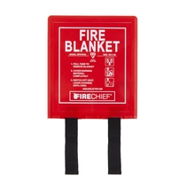 Quick Release Fire Blankets