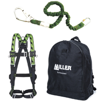Miller Construction Back Pack Fall Arrest Kit 11
