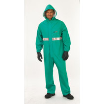 Alpha Solway Chemsol Plus Hooded Protective Coverall