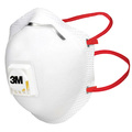 3M 8833 FFP3 Cup-Shaped Valved Dust/Mist/Metal Fume Respirator