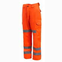 Roots Textreme High- Visibility Women's Trousers - High- Visibility Orange