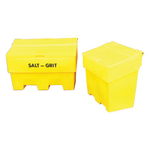 6 Cu Ft Stackable Grit/Salt Bins