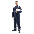 Roots Flamebuster Nordic Coverall Regular Navy