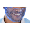 Catersafe Fine Mesh Blue Beard Snood One Size