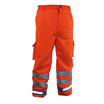 Fhoss Salus Self-Illuminating Safety Cargo Trousers - Regular