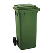 2 Wheel 120 Litre Dustbin