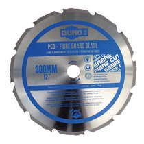 PCD Fibre Board Blades -  Sabre Cut 160 x 20mm