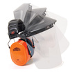 JSP Bushmaster Strimmer Unit with Polycarbonate Visor