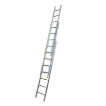 Werner Triple Box Section Extension Ladder