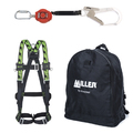 Miller Turbolite Backpack Fall Arrest Kit