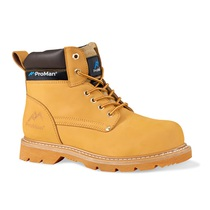 Rock Fall Goodyear Welted Safety Boot with Midsole