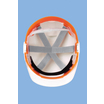 Centurion Reflex Mid Peak Safety Helmet - Orange