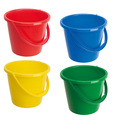 CleanWorks Colour Coded Bucket - Yellow