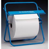 Kimberly-Clark Professional* Wall Mounted Wiper Dispenser – Large Roll / Blue