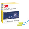 3M EARsoft Corded Foam Ear Plugs