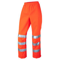 Keep Safe XT Ladies Waterproof & Breathable Trousers - Orange