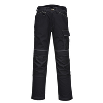 Portwest Urban Black Work Trousers