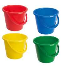 CleanWorks Colour Coded Bucket - Green