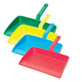 5660 Vikan Hygienic Dustpan 330 x 305MM Green
