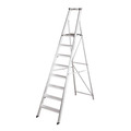 Werner Builders Platform 8-Tread Stepladder