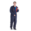Dickes Deluxe Polycotton Coverall - Reg Leg