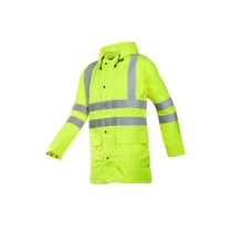 Sioen Monoray High Visibility Waterproof Jacket