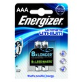 Energizer Lithium Battery Type AAA Pack of 4