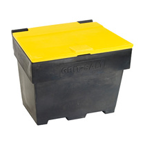 6 Cu Ft Stackable Recycled Grit/Salt Bins