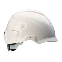 Centurion Nexus Core Vented Slip Safety Helmet - White