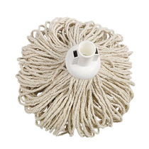 CleanWorks Plastic Socket Cotton PY Traditional Socket Mop Head No.12