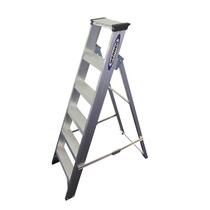 Werner Builders Swingback Stepladder 10 Tread