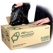 Medium Duty Black Polythene Refuse Sack