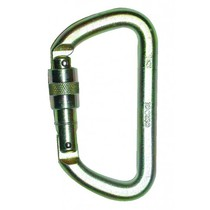 DBI-Sala Screw Gate Carabiner 25mm Gate