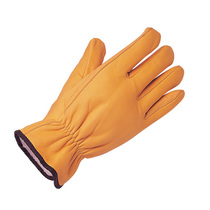 Keep Safe Leather Unlined Driving Glove