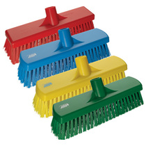 7068 Vikan Hygienic Medium Bristle Broom Head