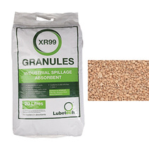 Lubetech XR99 Spill Absorbent Highway Granules