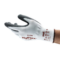 Ansell Hyflex 11-735 Silicone-Free PU Cut Level 5 Glove