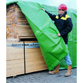 SpartanPro Multisheet Tarpaulin - Green