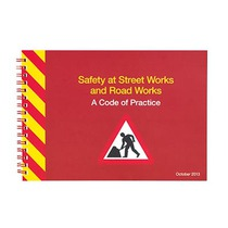 Safety at Street and Road Works Red Book